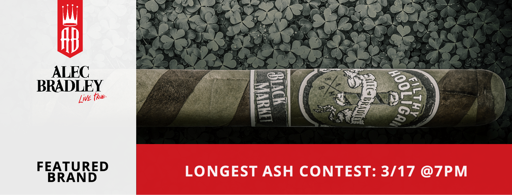 March 17th Longest Ash Contest