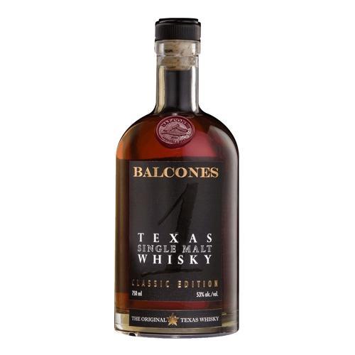 Balcones Texas Single Malt - New at Cameroon!