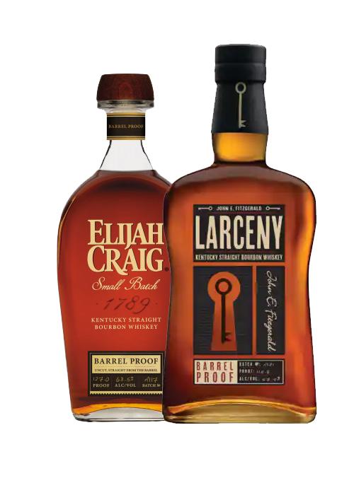 2021 Elijah Craig & Larceny
